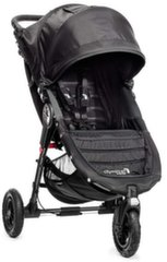 Baby Jogger jalutuskäru City Mini Gt, Black/black, BJ15410