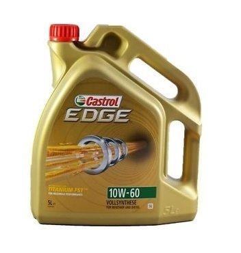 Mootoriõli Castrol Edge TITANIUM FST 10W-60 цена и информация | Mootoriõlid | kaup24.ee