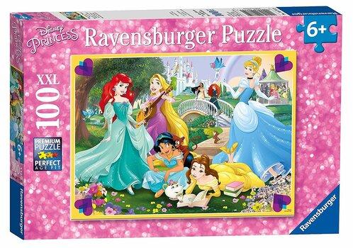 Pusle Ravensburger Disney Princess (Disney printsess), 10775, 100 osa hind ja info | Pusled | kaup24.ee