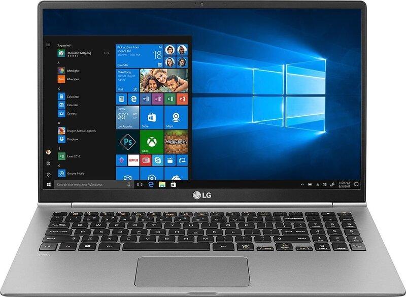 LG Gram (15Z990-V.AR52Y)