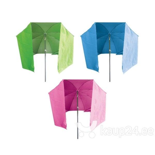 Пляжный зонт-заветрие
