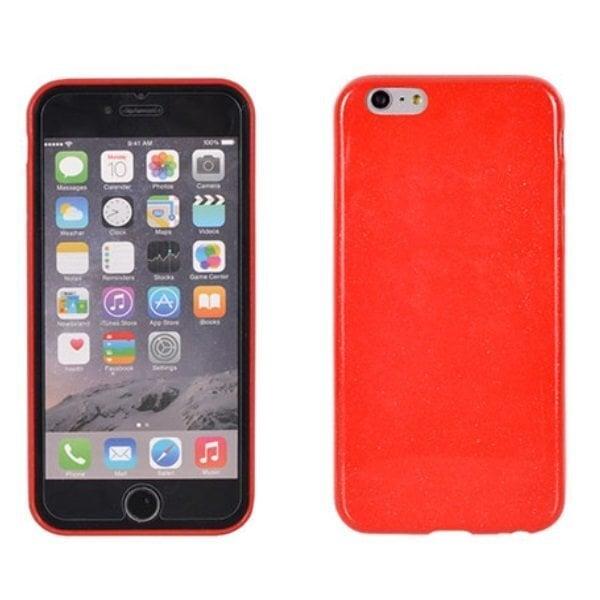 Kaitseümbris Telone Candy Ultra Slim Apple iPhone 6, Punane