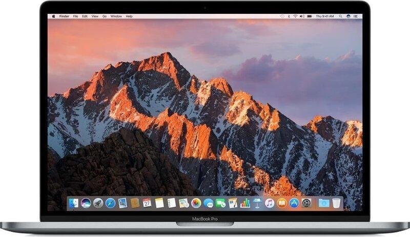 Apple MacBook Pro 15 z Touch Bar (MV902ZE/A/D3/R1/G1)