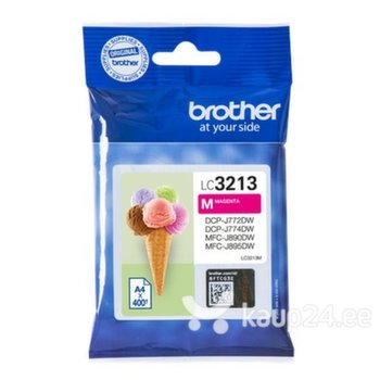 Brother Tusz LC-3213M (Magenta)