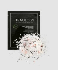 Vannisool rohelise teega Teaology Green Tea Detoxing And Reshaping Bath Salts 50 g