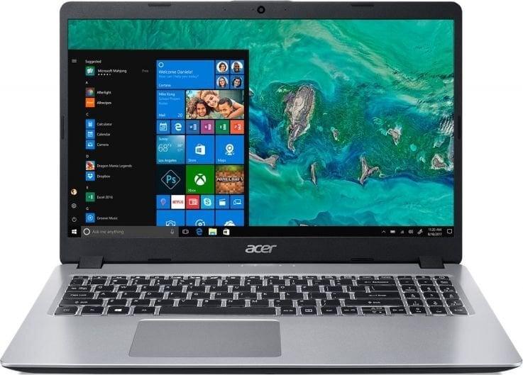 Acer Aspire 5 (NX.H5KEP.009) 16 GB RAM/ 512 GB M.2 PCIe/ Windows 10 Home hind