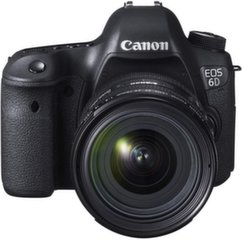 Canon EOS 6D 24-70mm f / 4L IS USM