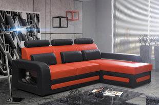 Мягкий угловой диван Bergamo Mini