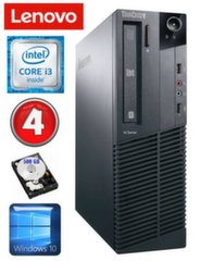Lauaarvuti Lenovo ThinkCentre M82 SFF i3-2120 4GB 500GB WIN10