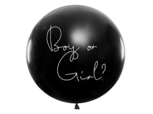Balloon Gender Reveal - Girl 1m, must