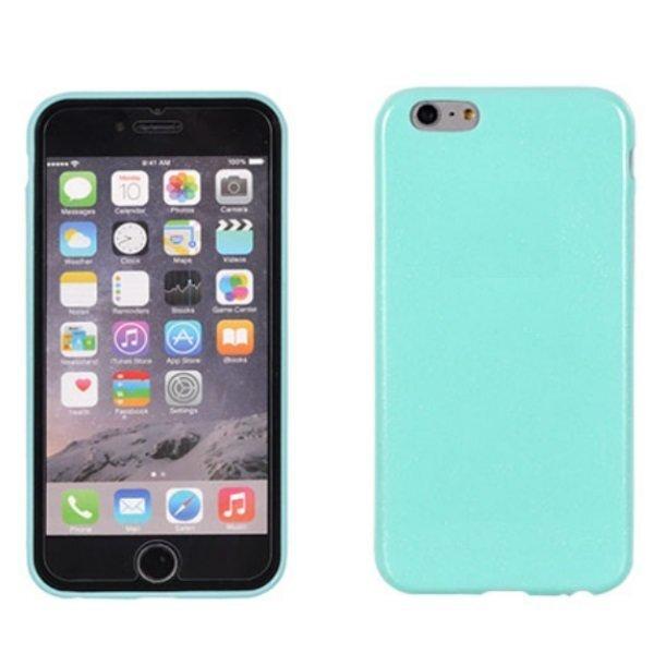 Kaitseümbris Telone Candy Ultra Slim Samsung Galaxy Trend S7560, Sinine цена и информация | Mobiili ümbrised, kaaned | kaup24.ee