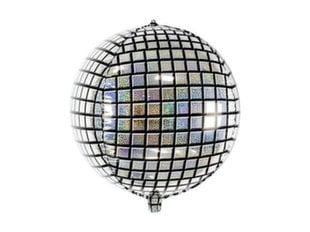 Fooliumist õhupallid Disco Ball 40 cm