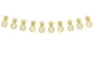 Vanik Aloha Pineapples, 1,5 m, 1 pk/40 tk