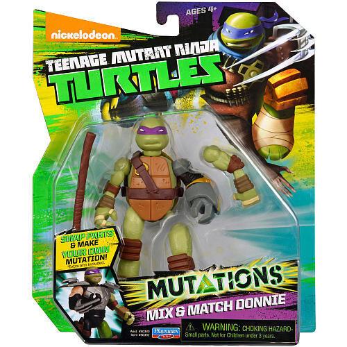 Фигурка TMNT Donatello Mutations цена и информация | Poiste mänguasjad | kaup24.ee