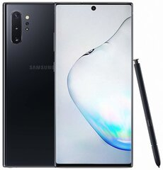 Samsung Galaxy Note 10, 256 GB, Dual SIM, Черный (Aura Black)