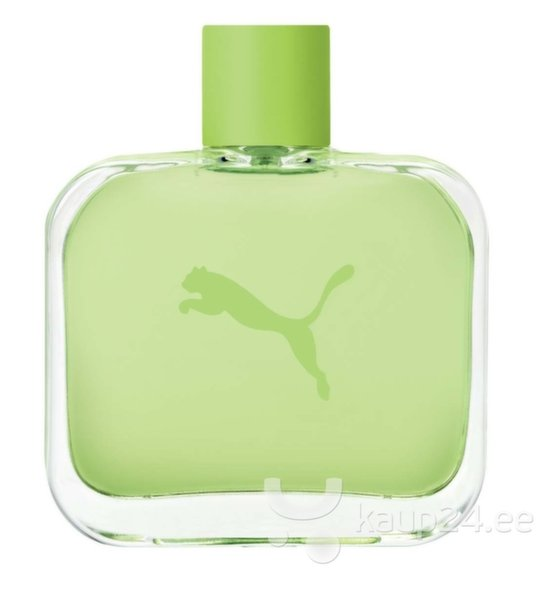 Tualettvesi Puma Green EDT meestele 90 ml цена и информация | Meeste lõhnad | kaup24.ee