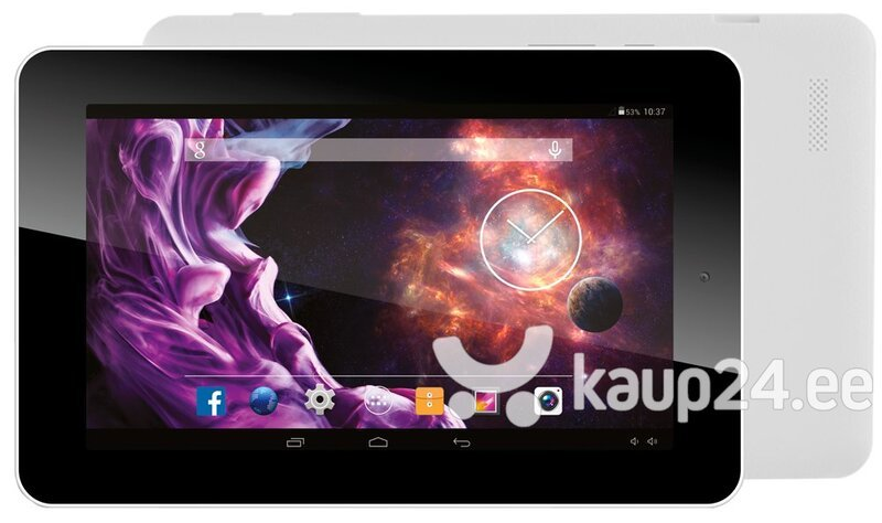 eSTAR Beauty HD Quad core 7 Valge