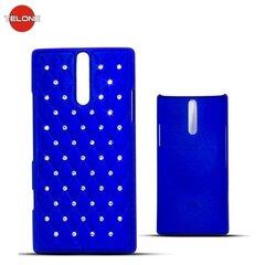 Kaitseümbris Telone Diamond Slim Hard Back Case / Samsung Galaxy S3 mini (i8190), Sinine