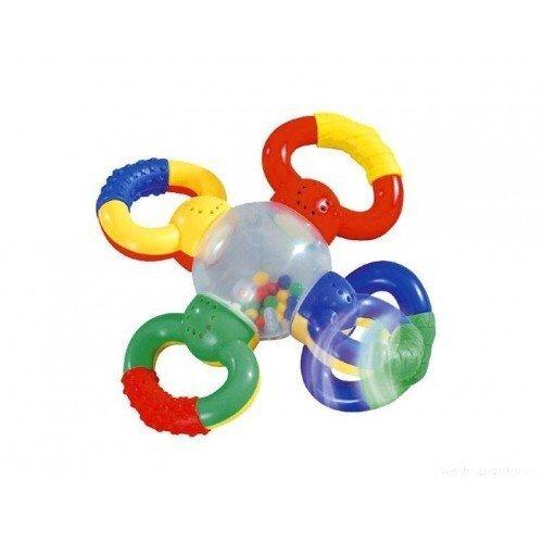 Kõristi Simba ABC Multi-turn Rattle цена и информация | Imikute mänguasjad | kaup24.ee