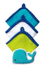 Тряпочка и губка для мытья VELOUR BabyOno 143