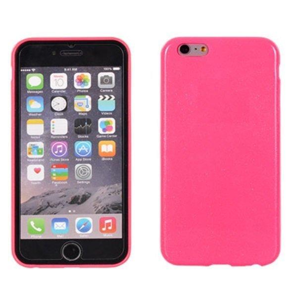 Kaitseümbris Telone Candy Ultra Slim 0.3mm sobib LG G4 Stylus (H635), roosa