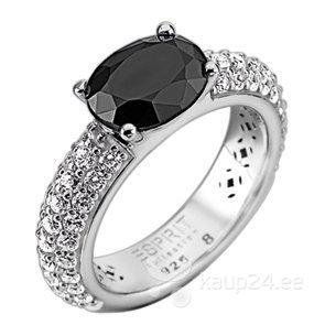 Naiste sõrmus Esprit Collection Amorbess Night цена и информация | Sõrmused | kaup24.ee