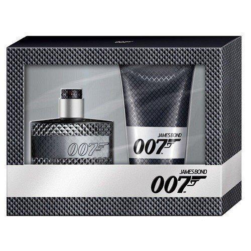 Komplekt meestele James Bond 007 EDT 50 ml + dušigeel 150 ml