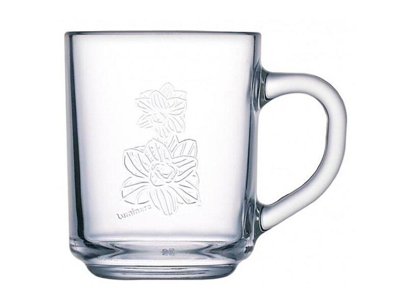 Klaasist tass LUMINARC Narcis, 250 ml hind ja info | Klaasid, tassid ja kannud | kaup24.ee