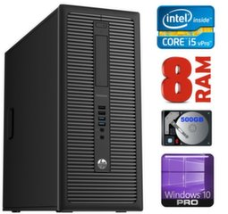 HP 600 G1 MT I5-4590 8GB 500GB WIN10Pro