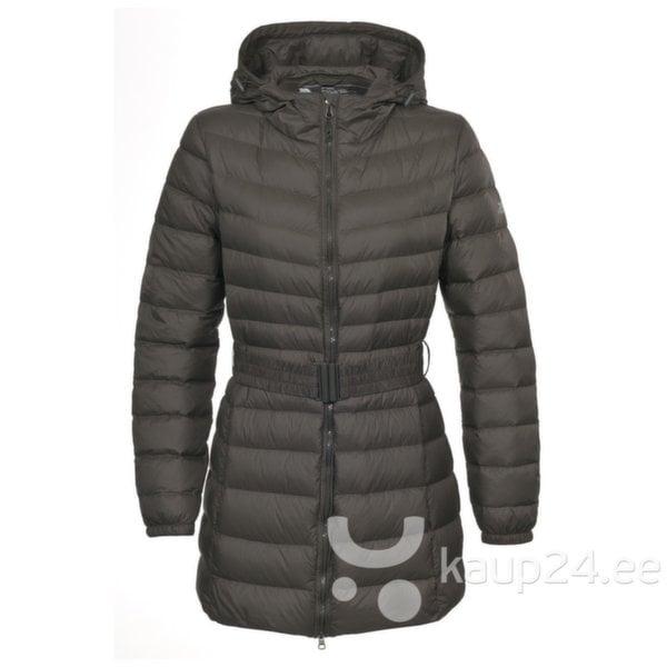 Naiste mantel Trespass Snowglobe, khaki цена и информация | Naiste mantlid ja joped | kaup24.ee