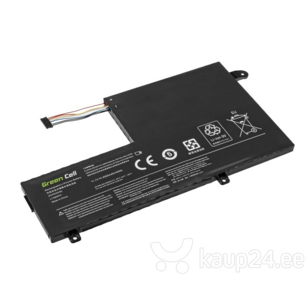 Bateria Green Cell L14M3P21 do Lenovo Yoga 500-14IBD 500-14ISK 500-15IBD 500-15ISK