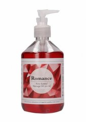 Massaažiõli Romance Rose Scented, 500 ml