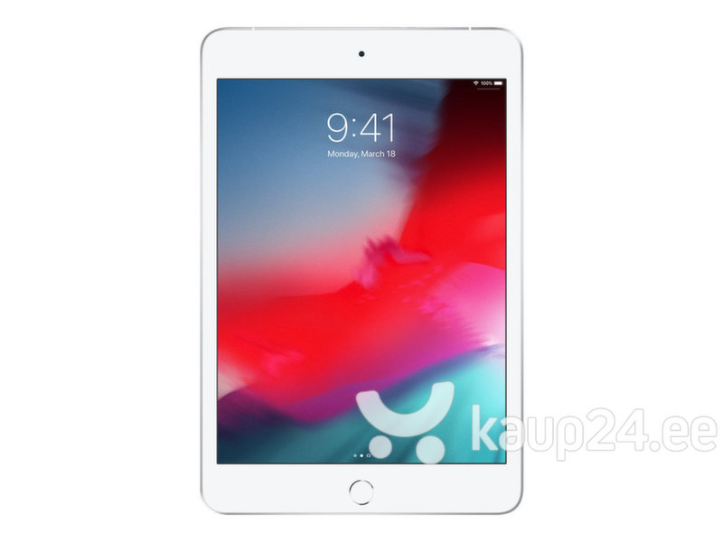 """Apple iPad mini 7.9"""" Wi-Fi+4G 256GB, Hõbedane, 5th gen, MUXD2HC/A"""