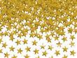 Konfetid Stars, kuldne, 1 cm, 1 pakk/30 g