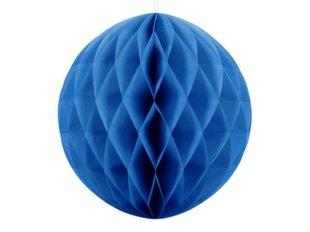 Подвесная декорация, синяя, 20 см, 1 шт