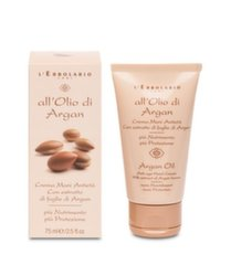 Kätekreem L'erbolario All'olio di Argan 75 ml