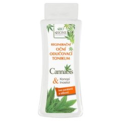 Silmameigieemaldaja - toonik  BIO Bione Cosmetics Cannabis 255 ml