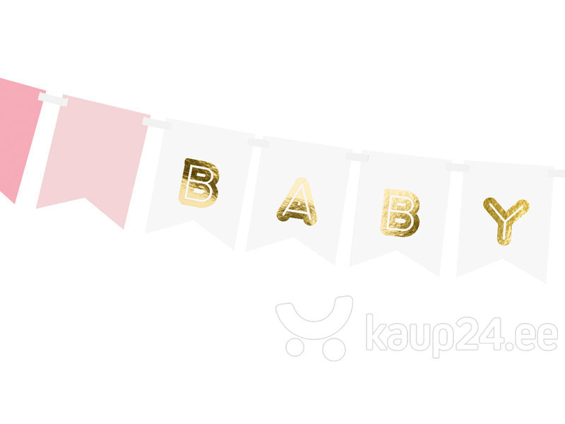 Vanik Baby Girl Mix, 15x175 cm, 1 pakk/1 tk hind