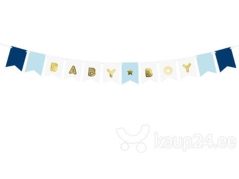 Гирлянда Baby Boy Mix, 15x160 см, 1 упаковка/1 шт