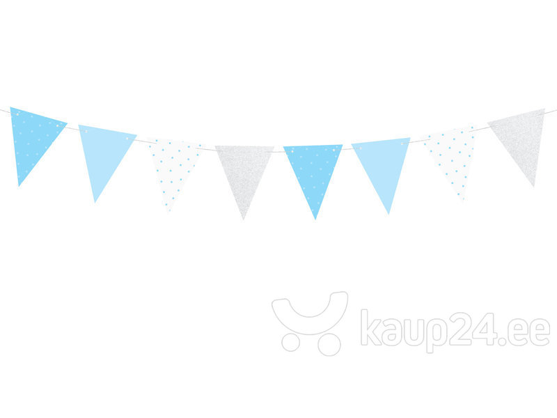 Гирлянда 1st Birthday - Flags 1,3 м