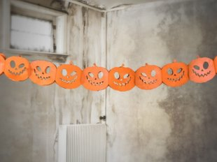 Pabervanik Pumpkins Orange 3 m