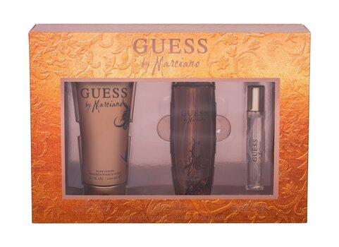 Komplekt Guess Guess By Marciano naistele: parfüümvesi EDO 100 ml + 15 ml + kehalosjoon 200 ml