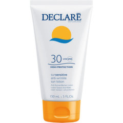 Päikesekaitselosjoon Declare Sunsensitive Anti-Wrinkle SPF30 150 ml