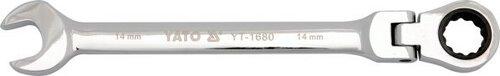 Kombineeritud mutrivõti painduva otsaga Yato 21mm (YT-1687