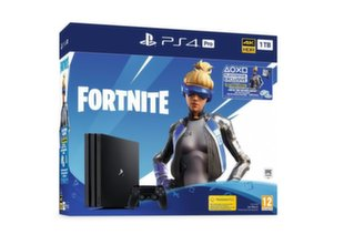 Sony PlayStation 4 (PS4) Pro 1TB + Fortnite Neo Versa