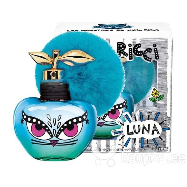 Tualettvesi Nina Ricci Luna Monsters EDT naistele 50 ml