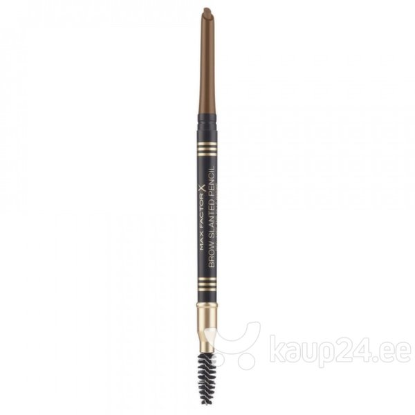 Автоматический карандаш для бровей с кисточкой Max Factor Brow Slanted 1 г, 02 Soft Brown