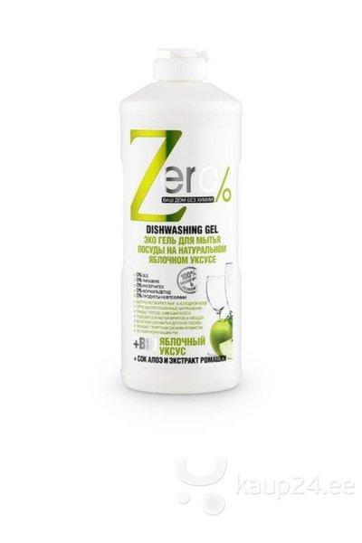 Nõudepesuvahend Zero, 500 ml цена и информация | Nõudepesuvahendid | kaup24.ee