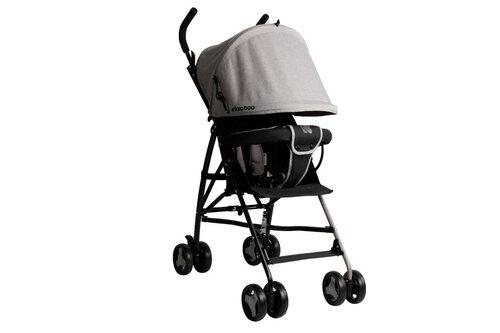 Jalutuskäru Kikkaboo Fresh Grey