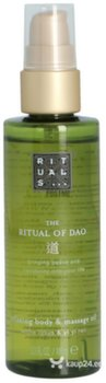 Massaažiõli The Ritual of Dao White Lotus & Yi Yiren 100 ml